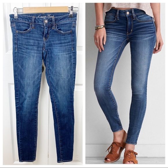 enjoy free shipping large discount hoard as a rare commodity American Eagle 0 Women's Jeggings Skinny Jeans